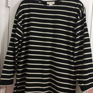 Long Pullover Sweater
